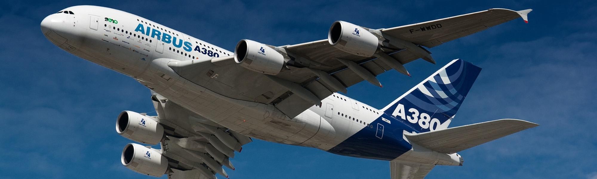 Airbus 8-way München